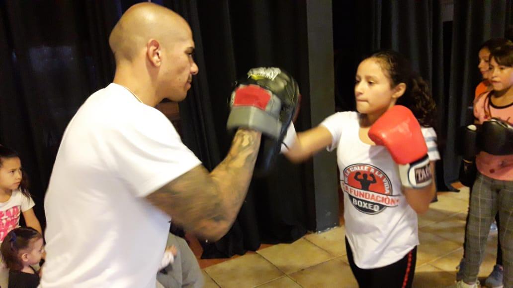 Boxeo recreativo